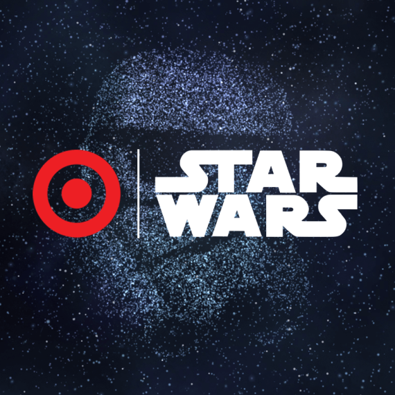 Target and Target team up to Share the Force